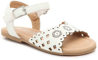 Kenneth Cole Reaction Daylo Toddler Sandal - Girl's