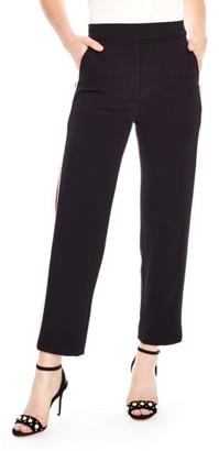 Women's Sandro Side Stripe Track Pants $395 thestylecure.com