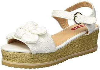 UNIONBAY Women's Olive Flat Sandal
