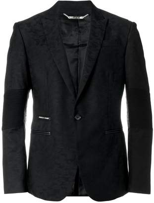 Philipp Plein buttoned blazer