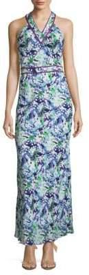Robert Graham Multicolored Sleeveless Dress
