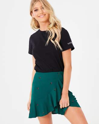 Atmos & Here ICONIC EXCLUSIVE - Fifi Wrap Skirt
