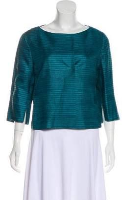 Akris Punto Lightweight Silk Jacket