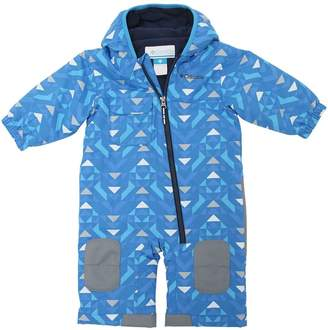Columbia Waterproof Printed Nylon Padded Romper
