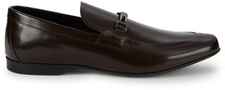 Versace Classic Leather Loafers
