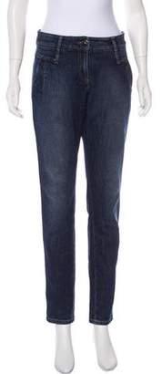 Gunex Mid-Rise Skinny Jeans