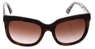 Dolce & Gabbana Tinted Square Sunglasses