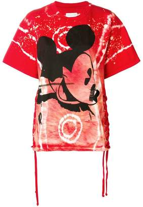 Faith Connexion Mickey print T-shirt