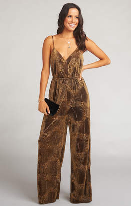 Show Me Your Mumu The Richards Jumpsuit ~ The Goldie Frond
