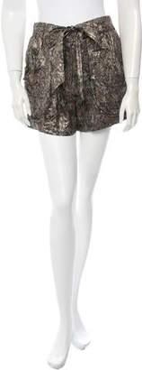 Isabel Marant Silk Shorts