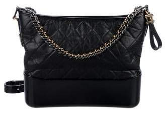 Chanel 2017 Medium Gabrielle Hobo
