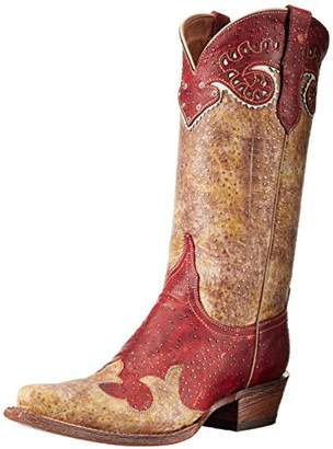 Ferrini Women's Sweetheart V-Toe Western Boot