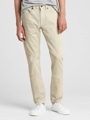 Gap Slim Fit Cords with GapFlex