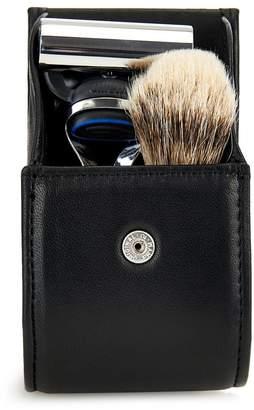 LORENZI MILANO Travelling shaving set