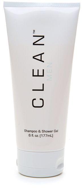 Clean Men Shampoo & Shower Gel