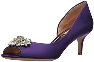 Badgley Mischka Women's Macie Pump,9.5 M US