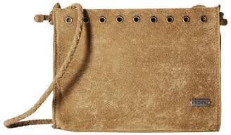 Roxy Believe Me Small Crossbody Cross Body Handbags