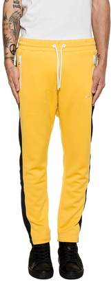 Diesel Yellow/black P-ska Sweatpants