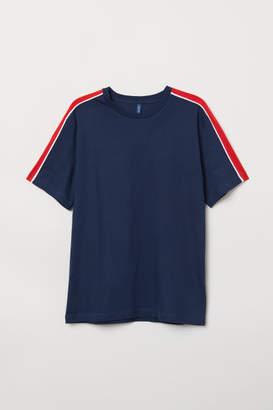 H&M T-shirt - Blue