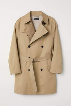 H&M Short Trenchcoat - Beige