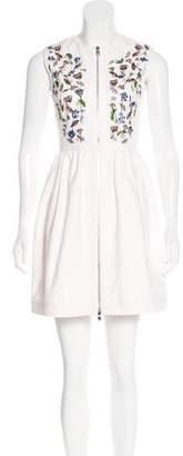 Christian Dior 2017 Embellished Dress