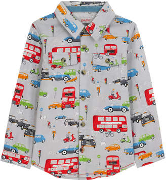 Cath Kidston Billie's Travels Short Sleeve T-shirt
