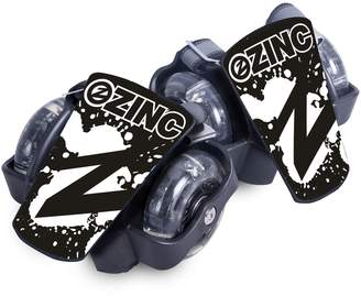 Zinc Black Street Gliders
