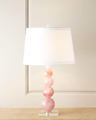 Horchow Quartz Table Lamp