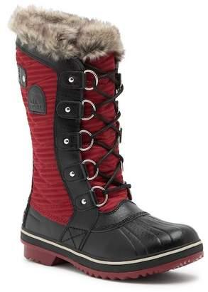 Sorel Tofino II Waterproof Faux Fur Cuff Boot