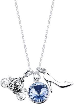 DISNEY Disney Silver Over Brass Pendant Necklace $60 thestylecure.com