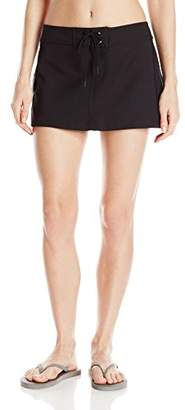 Jag Women's Solid Surf Skirt
