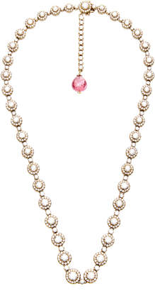 Munnu The Gem Palace Indo-Russian 14K Gold And Diamond Necklace