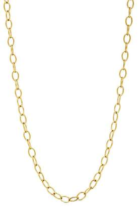 Cathy Waterman Women's Tiny Lacy Chain Necklace
