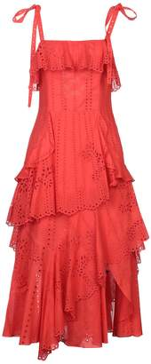 Tanya Taylor 3/4 length dresses
