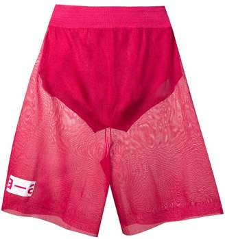Artica Arbox sheer track shorts