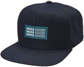 Jack and Jones Urban Snapback Cotton Cap
