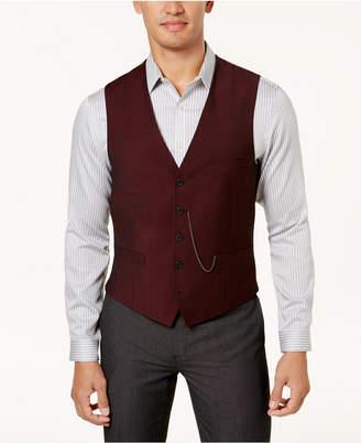 INC International Concepts I.N.C. Men's Slim-Fit Vest, Created for Macy's