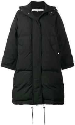 McQ oversized padded coat