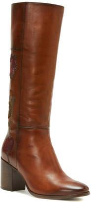 Frye Women's Nova Flower Tall Boot