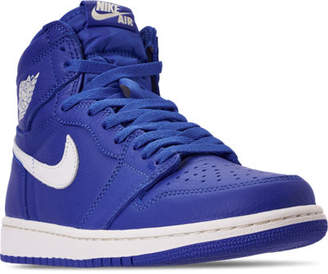 Nike Men's Air Jordan 1 Retro High OG Basketball Shoes