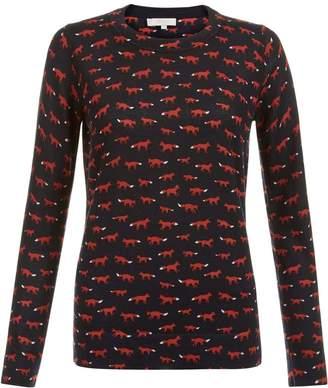 Hobbs Fox Sweater