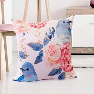 Urban Loft By Westex Urban Loft by Westex Cute Birds Decorative Throw Pillow, 20 x 20