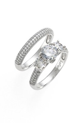 Women's Lafonn 'Lassaire' Engagement Ring And Band (Set Of 2) $270 thestylecure.com