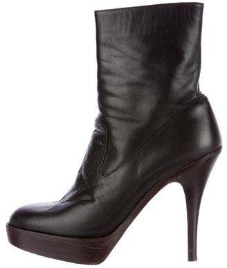 Saint LaurentYves Saint Laurent Camden 90 Mid-Calf Boots