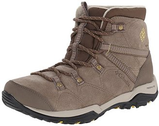Columbia Women's Minx Fire Mid Lace Winter Boot $50.49 thestylecure.com