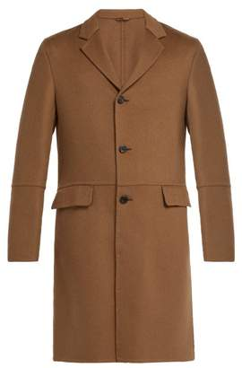 Prada - Camel Hair Overcoat - Mens - Beige
