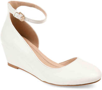 Journee Collection Seely Wedge Pump - Women's