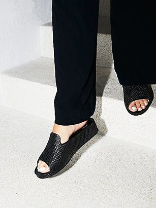 Frankie Slide Sandal by Jeffrey Campbell at Free People $40 thestylecure.com