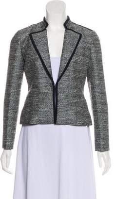 Tory Burch Metallic Tweed Jacket
