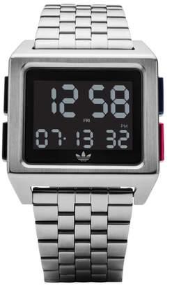 adidas Archive Digital Bracelet Watch, 36mm